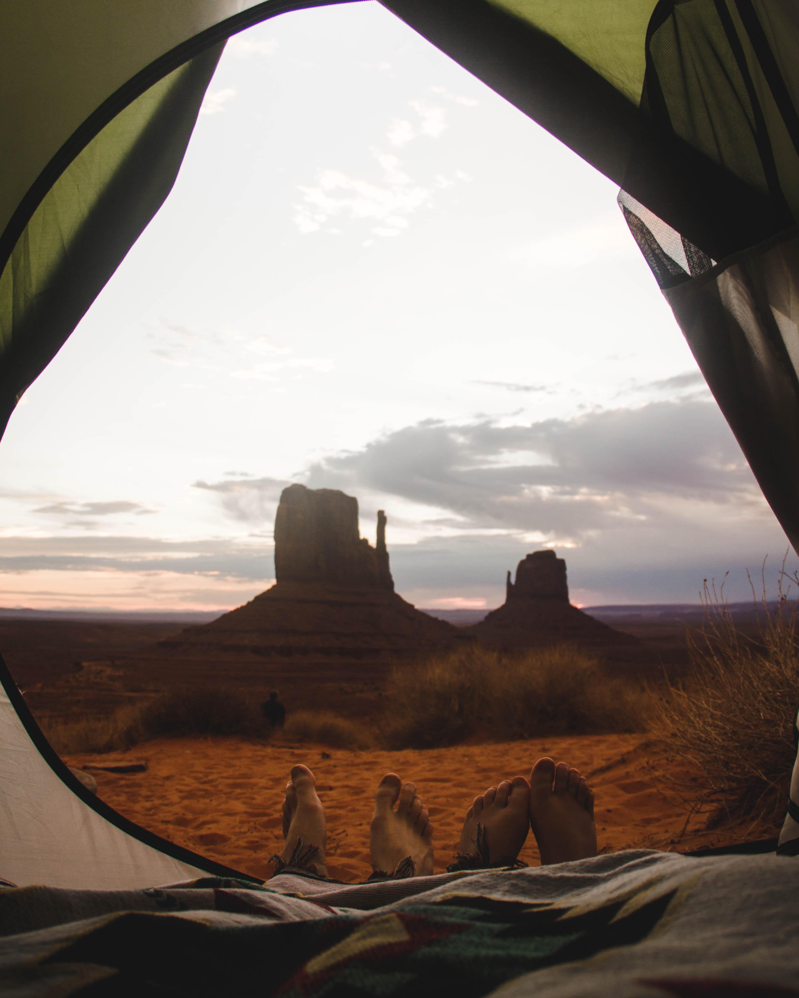 Alles wat je moet weten over kamperen in Amerika.