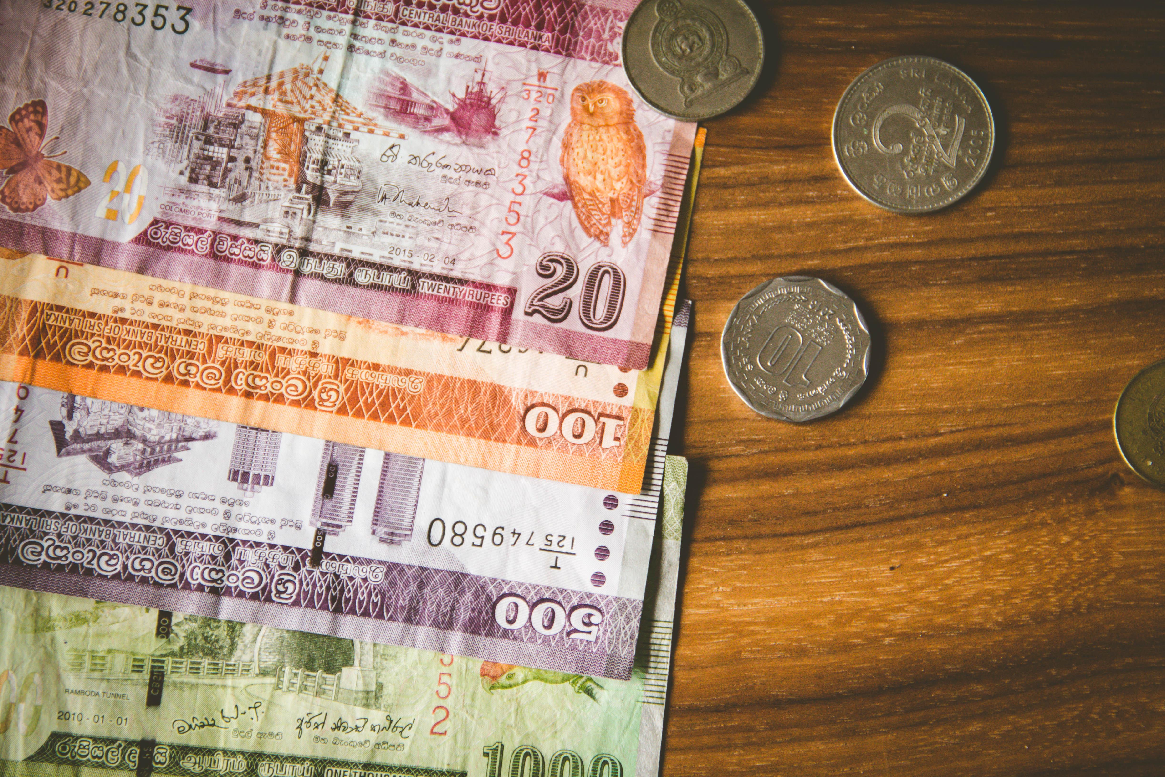 Sri Lankaans geld