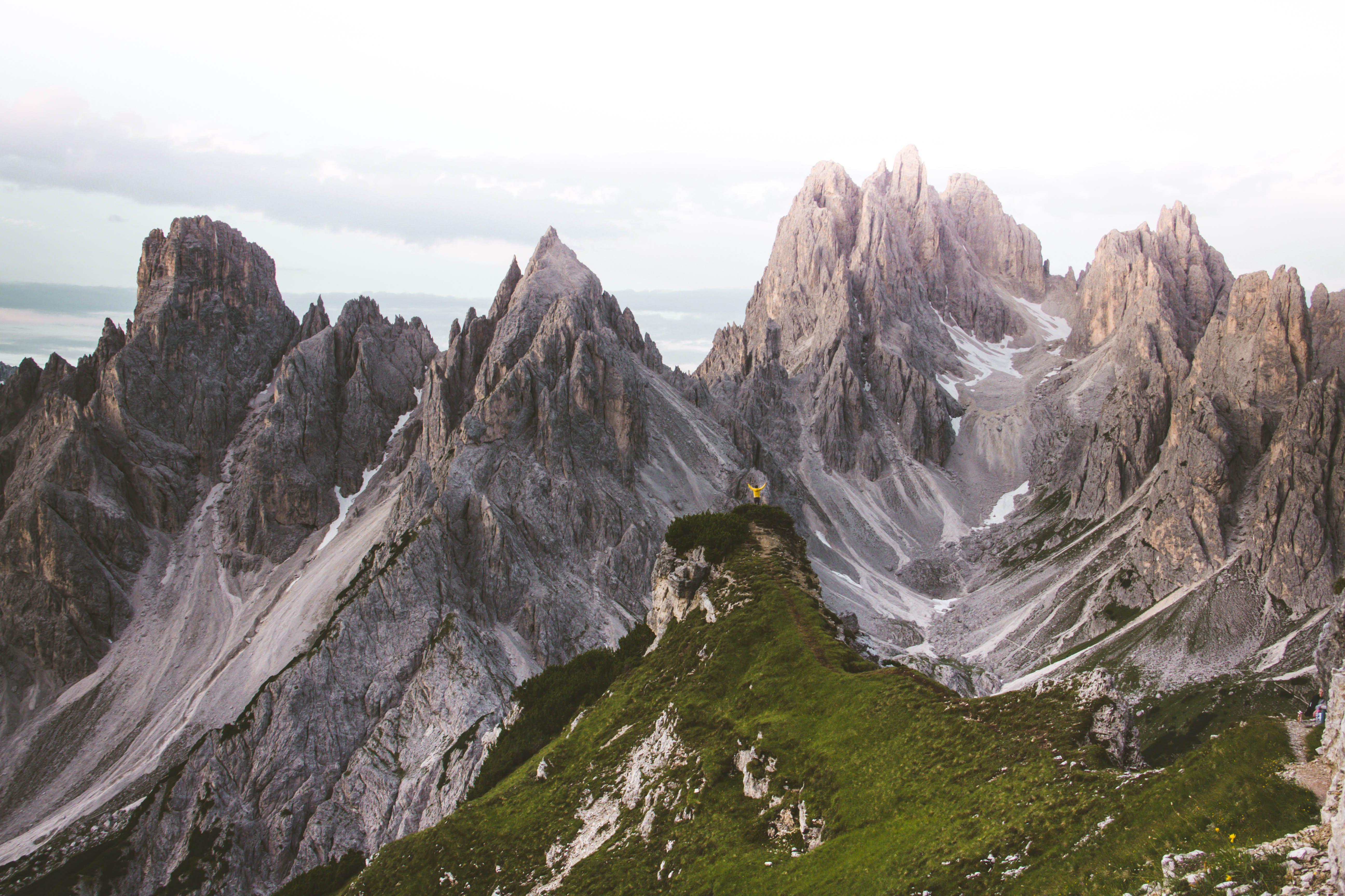 Italië, dolomieten, three peaks of lavaredo