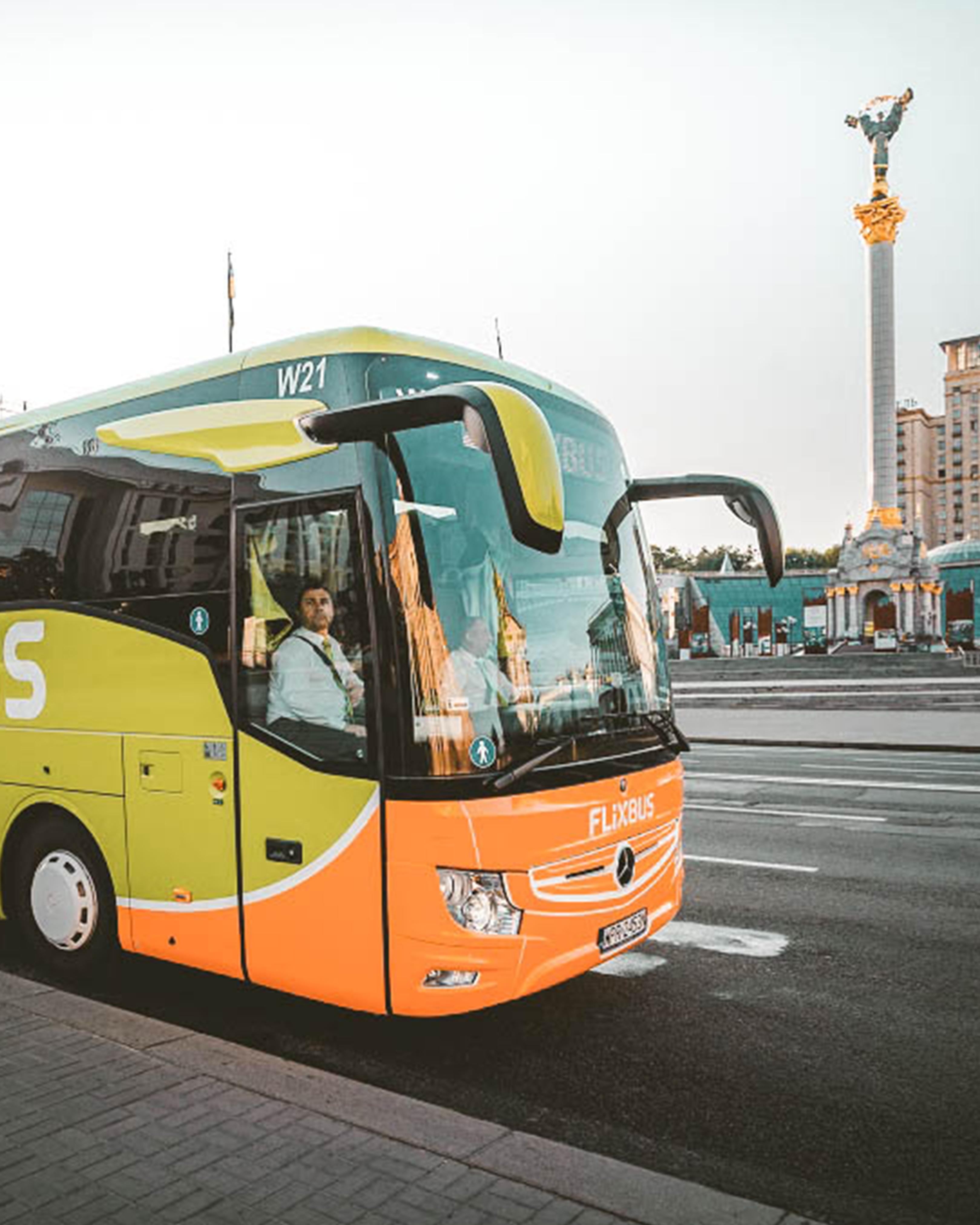 Reizen met Flixbus: de voor- en nadelen.