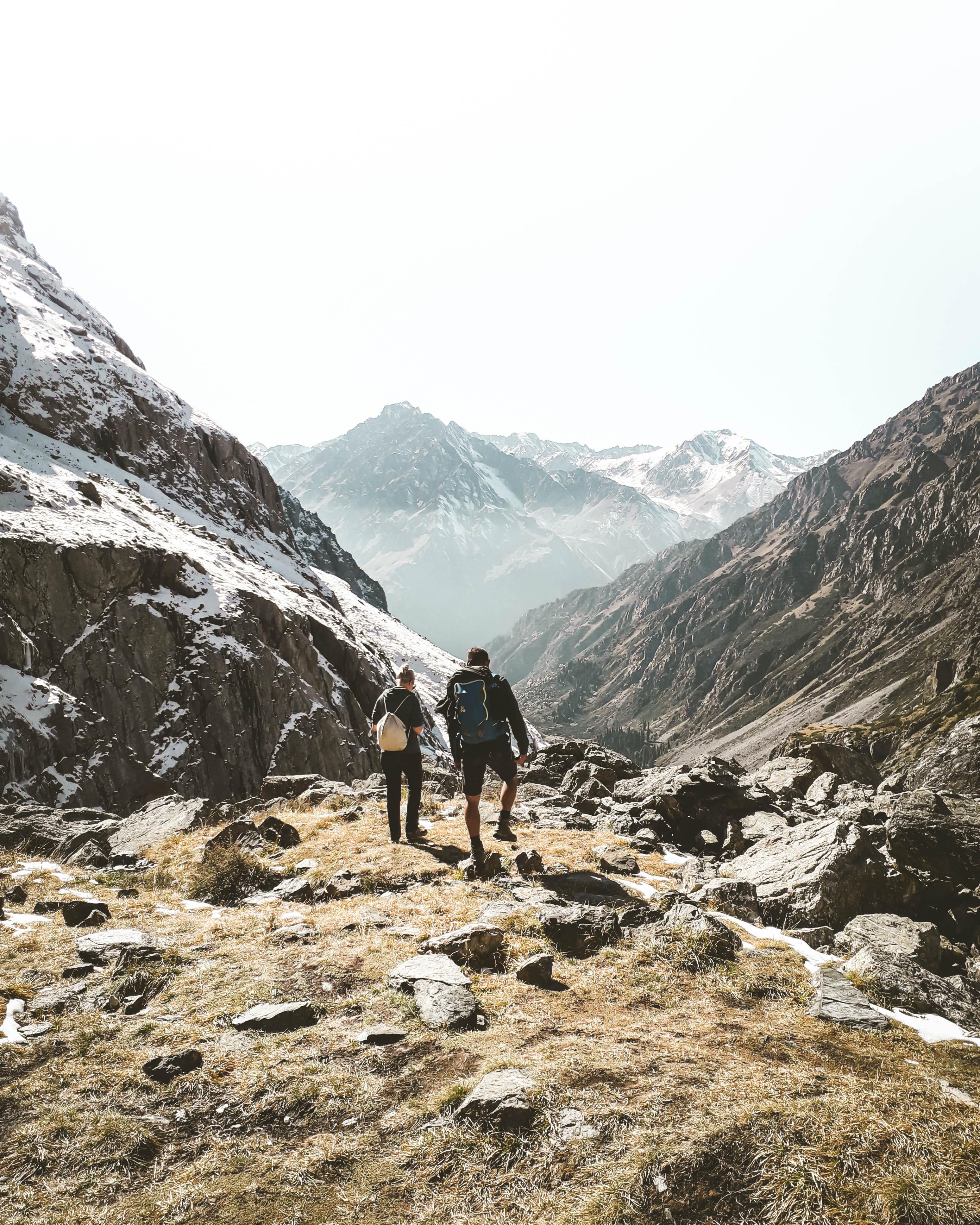 Karakol: backpack paradise in Kirgizië.