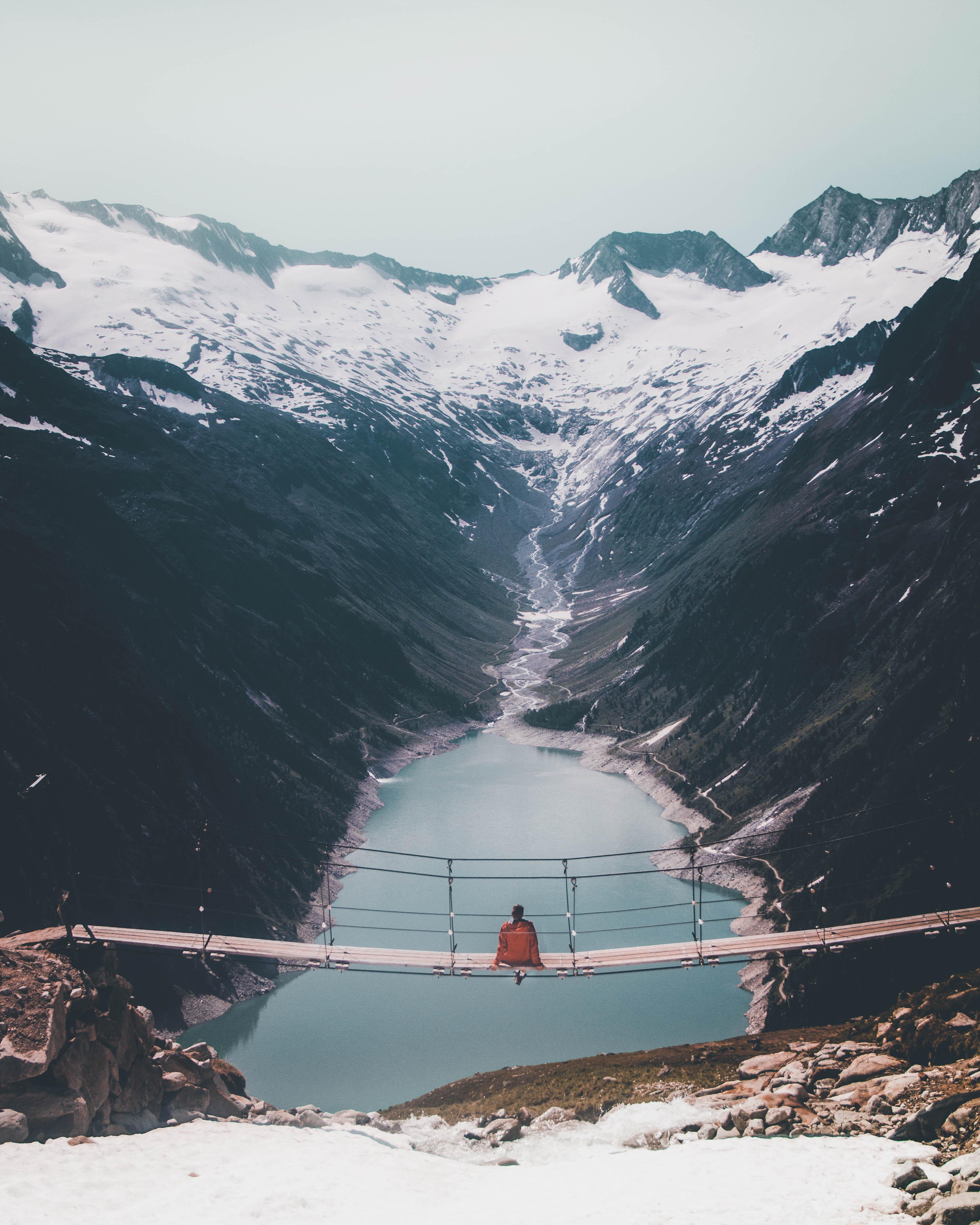 Kebema Panoramabrücke: hoe kom je er?
