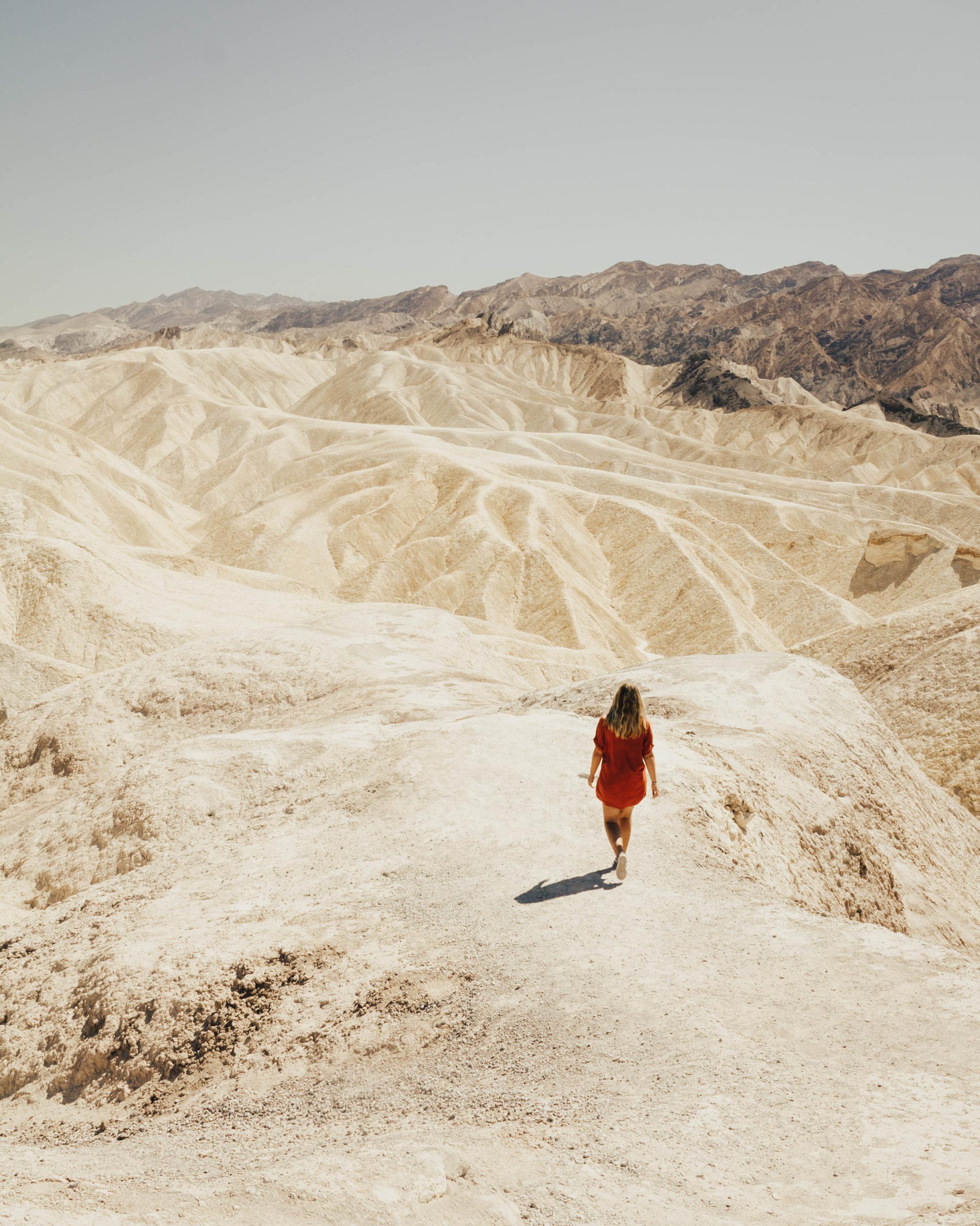 Een mini-reisgids voor Death Valley National Park.