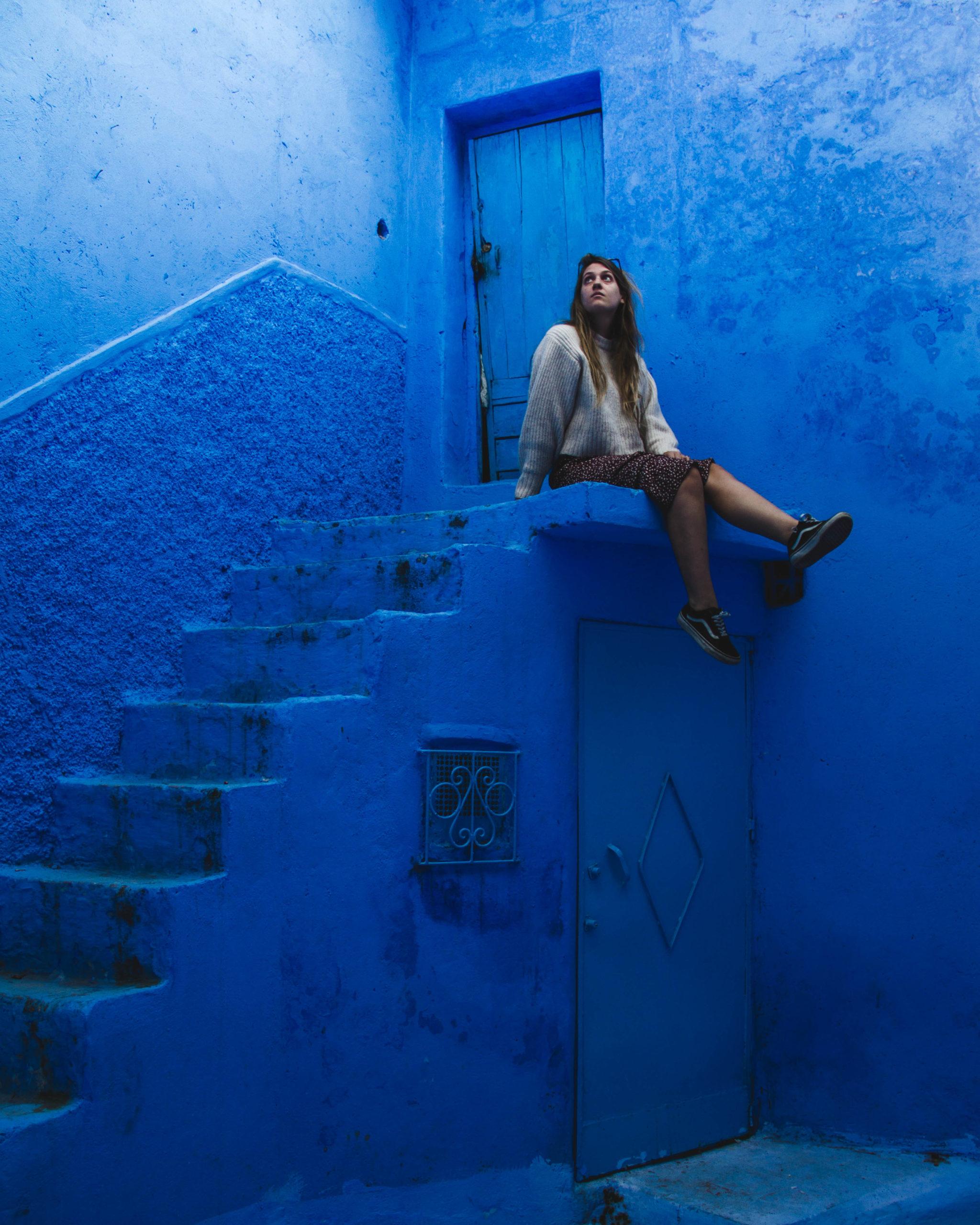 Chefchaouen: de blauwe parel van Marokko.