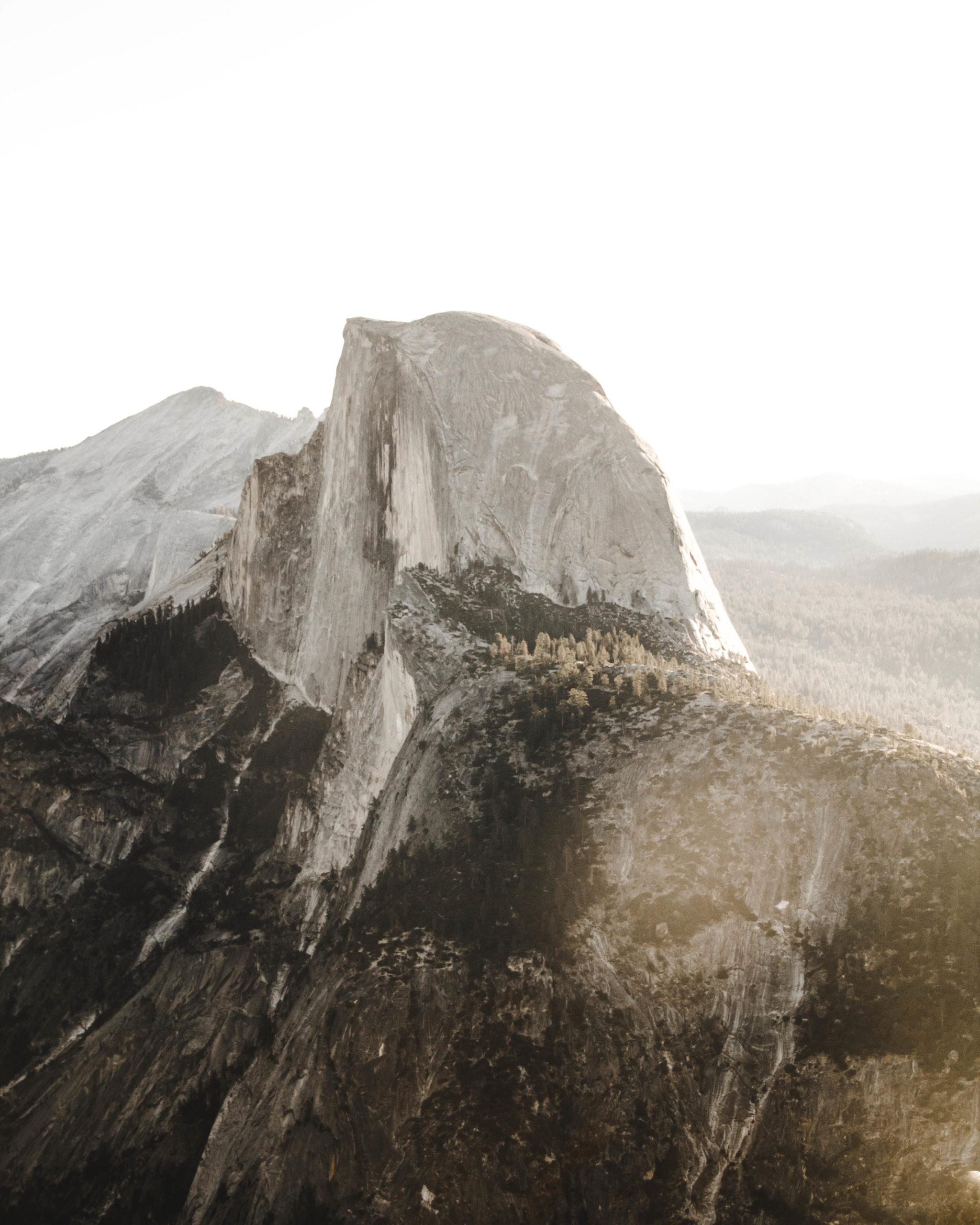 Half Dome: een adembenemende beklimming.