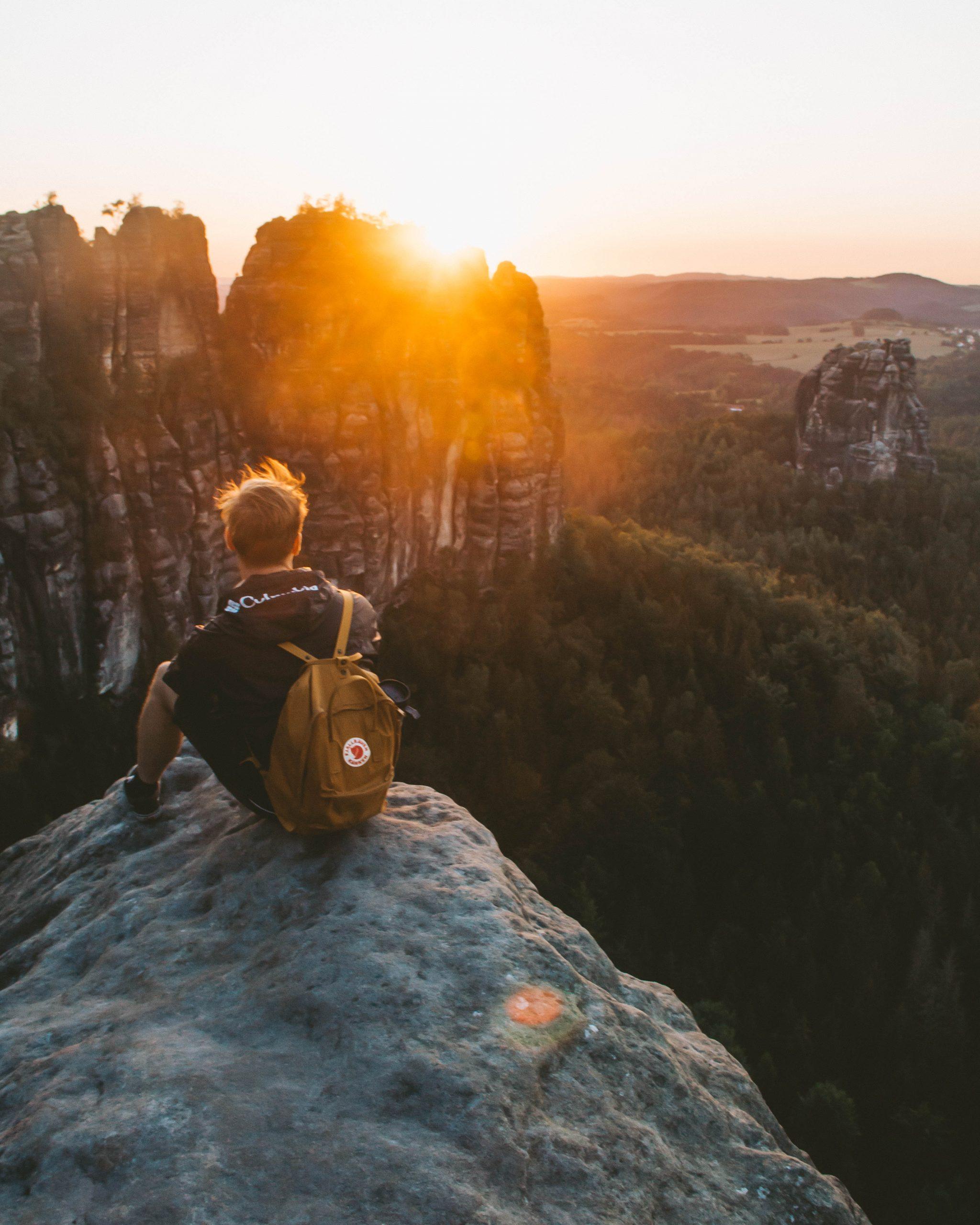 Saxon Switzerland Nationaal Park: indrukwekkende uitzichtpunten.