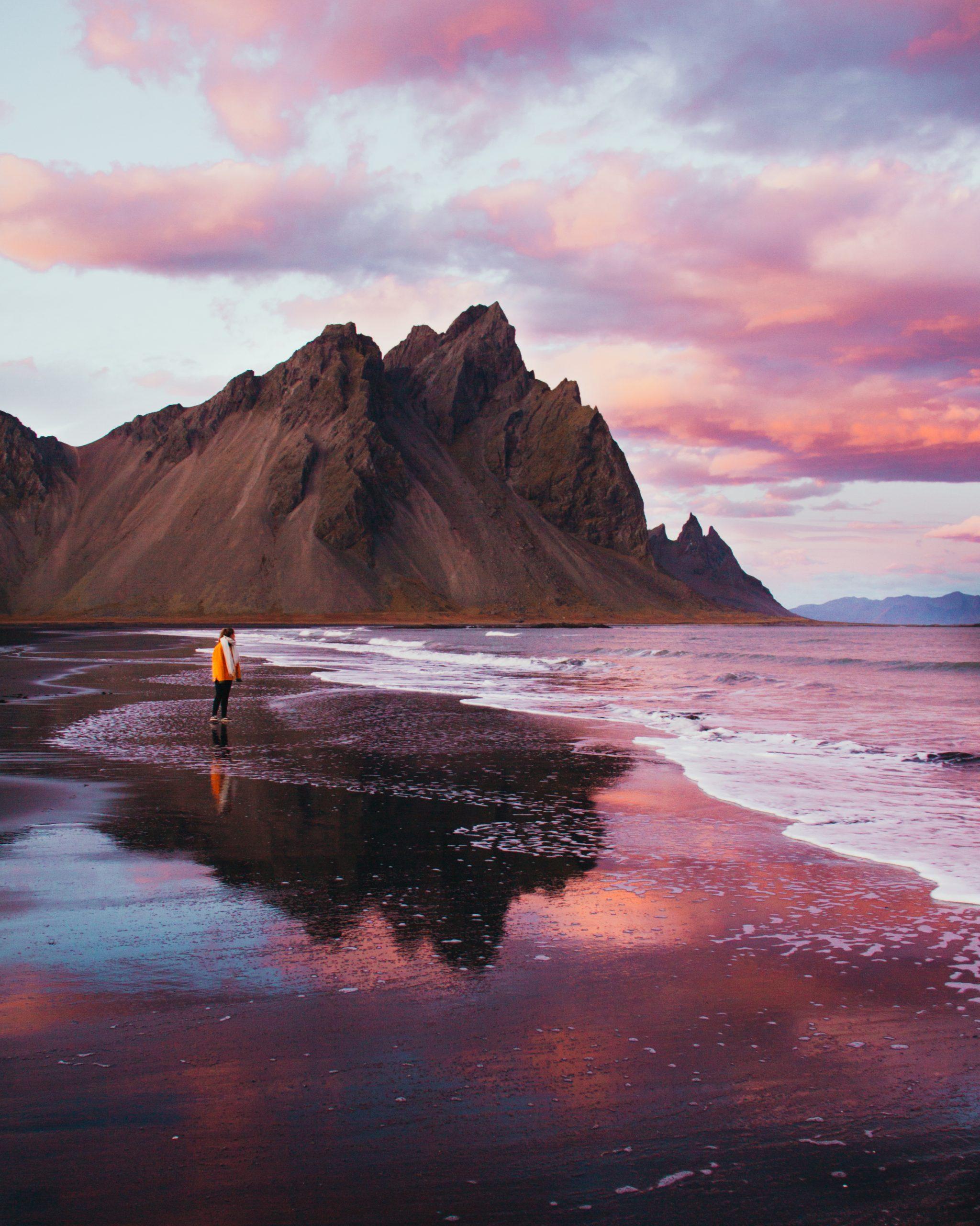 Reisroute: een roadtrip langs de volledige 'ring road' van IJsland.